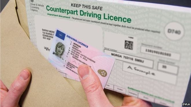 Avoid Fines Change Your Uk Or Eu Spanish Driving Licence Now