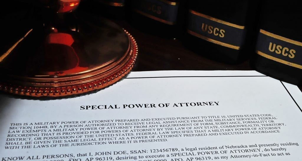 POWER OF ATTORNEY TO MAKE AN SPANISH NIE NUMBER ONLINE