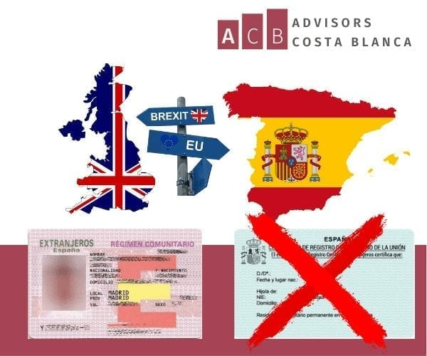 British TIE the new residency card
