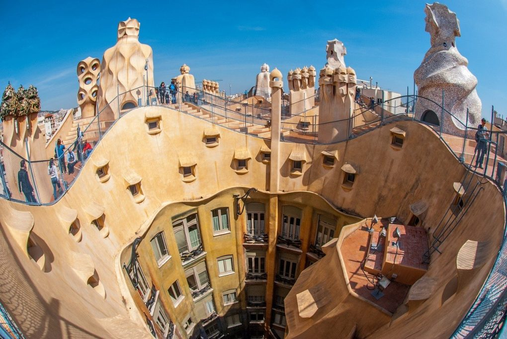 Tourist license Barcelona