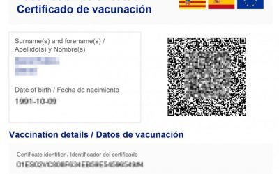 European Vaccination Digital Certificate and How to obtain it?